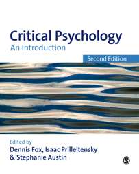 Critical Psychology Cover